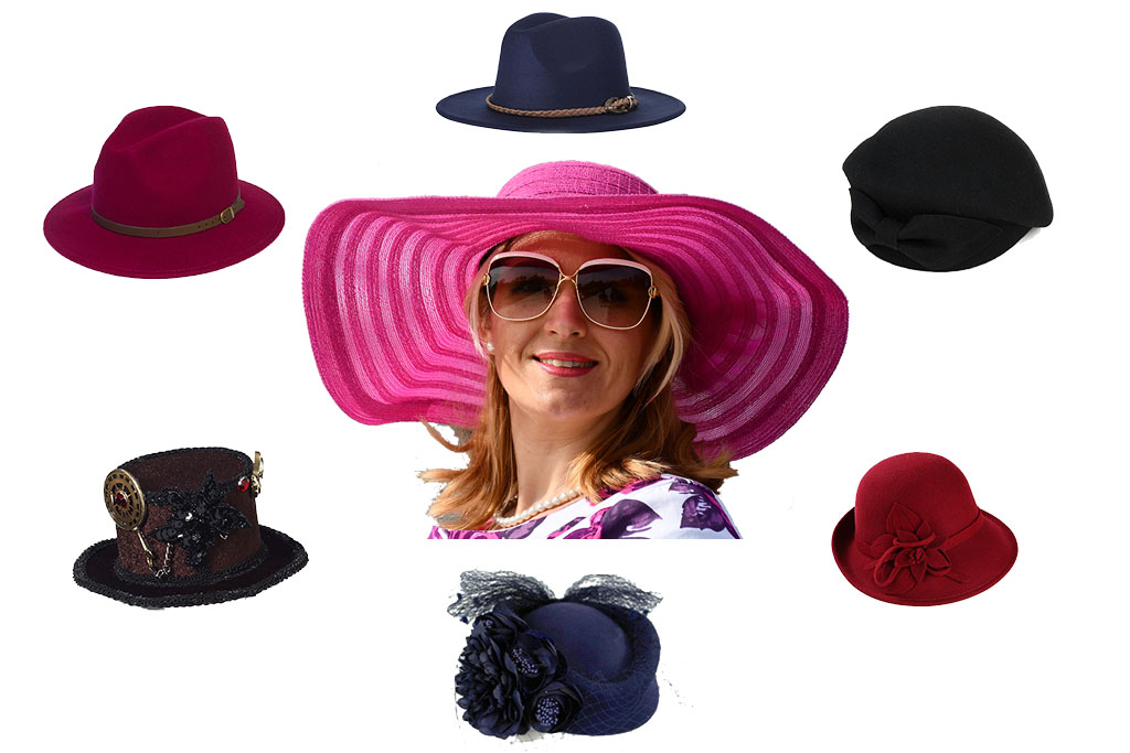 Wanna wear a hat  But how to choose the right one that will suit you  How  to choose the one that will make you look femine and sophisticated like a  real ... 90e28fbc3ab6